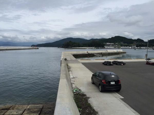 広田漁港左内側堤防2016-07-21 9 11 33