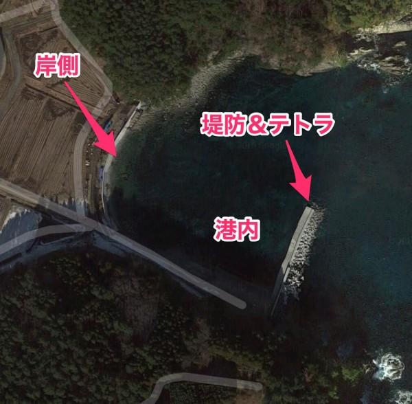 Google_マップ_岩倉漁港