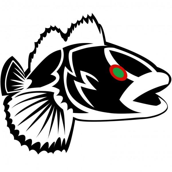 ロックフィッシュ大全ロゴ(788正方形)